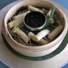 Balmain Bug and Snowpea Spring Rolls