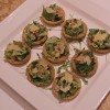 Ceasar Salad Tartlets