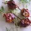 Scallop and Bacon Brochette